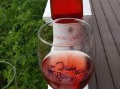Summer Rose Chateau d'Aqueria from Tavel