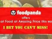 Foodpanda Offers Great Food Amazing Price This Month Can't Miss!