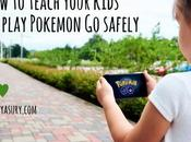 Teach Your Kids Play Pokemon Safely
