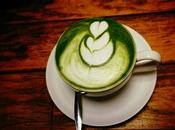Matcha Latte with Almond Milk Recipe