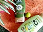 Garnier Ultra Blends-Precious Herbs Shampoo Mythic Olive Conditioner:Review