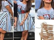 SPOTTED! Jacqueline Fernandez Wears Gladiator Style Heels (Under Rs.2000)