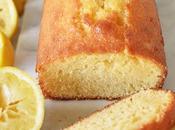 Lemon Cake with Cognac Simply Divine!!!