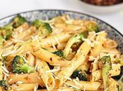 Broccoli Garlic Penne Pasta