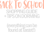 Your Back School Shopping Guide