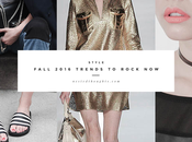 Fall 2016 Trends Rock