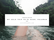 Travelogue: Solo Trip Nido, Palawan
