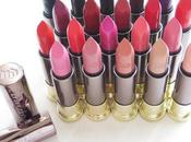 Urban Decay Vice Lipsticks Review Swatches