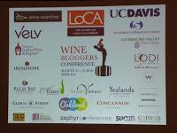 Enjoyed 2016 Lodi Wine Bloggers Conference