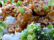 Vegan Sesame Chicken
