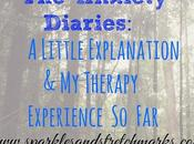 Anxiety Diaries: Little Explanation Therapy Experience