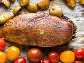 Paprika Chicken Sheet Dinner