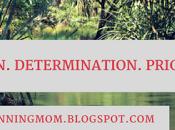 Motivation. Determination. Priorities.