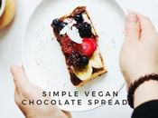 Simple Vegan Chocolate Spread (Stress-Reliever) Natural Foods Help Relieve Stress (Refined Sugar-Free)