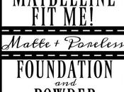 Maybelline® ME!® Matte Poreless Foundation Powder Swatches Review