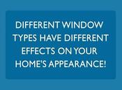 Windows Help Improve Your Home's Curb Appeal