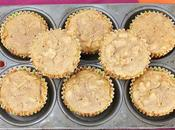 Apple-Zucchini Muffins #MuffinMonday