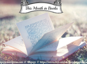 This Month Books: August 2016 #MonthlyRoundUp #TMIB