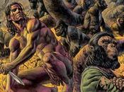 Sneak Peek Tarzan Planet Apes (Dark Horse)
