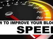 Simple Steps Improve Speed Your Blog Even Non-techie