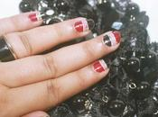 Negative Space Blank Nail Trend