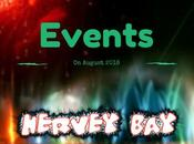 Events August 2016 Hervey