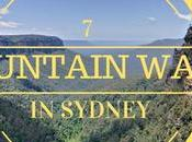 Recommended Mountain Walks Sydney