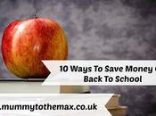 Ways Save Money Back School