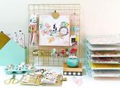 Crate Paper Design Team Desk