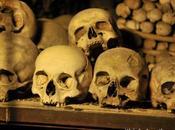 Kutna Hora Silver Mines Church Bones