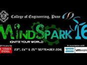 COEP Pune Technical Fest MindSpark 2016