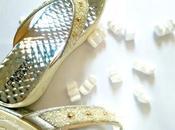 Crystal Heels//Comfortwear-Slip