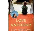 Love Anthony- Lisa Genova