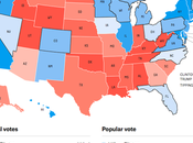 Electoral Maps Show Clinton Winning