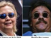 Does Hillary Clinton Have Body Double?