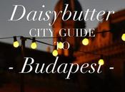 Daisybutter City Guide Budapest.