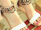 Flat Sandals Back Trend!