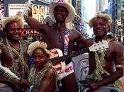 Tanna Movie Cast Arrives Premiere; People Evicted from Tanoliu Claim Squatters