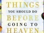 Things Should Before Going Heaven David Bordon Winters