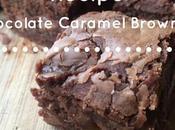 Easy Chocolate Caramel Brownies Recipe