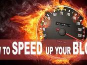 Techie Guide Improve Speed Your Blog