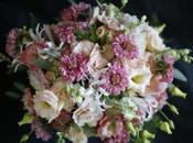 Pink Wedding Florals