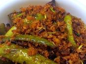 Dondakaya Andhra Style Kobbari (vepudu) Deep Recipe