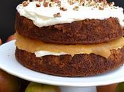Carrot Apple Cake