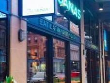 Food Review: Iguanas, West Nile Street, Glasgow