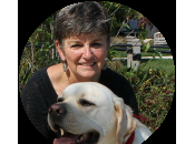 Cathe Keres Paws Comfort, Pats Pleasure, Hospice Volunteer Spotlight