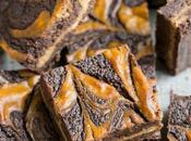Pumpkin Cheesecake Brownies (Gluten Free Refined Sugar Free)