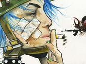 Preview Tank Girl: Gold Martin Parson (Titan)