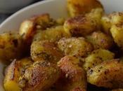 Zaatar Roasted Potatoes