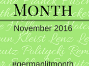 Announcing German Literature Month